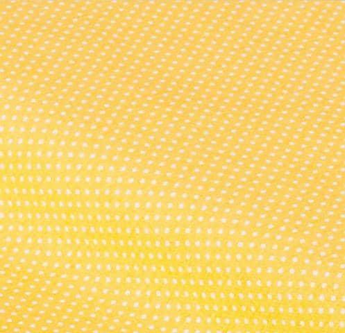 Tupfen gelb