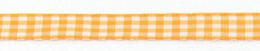Karoband orange-gelb