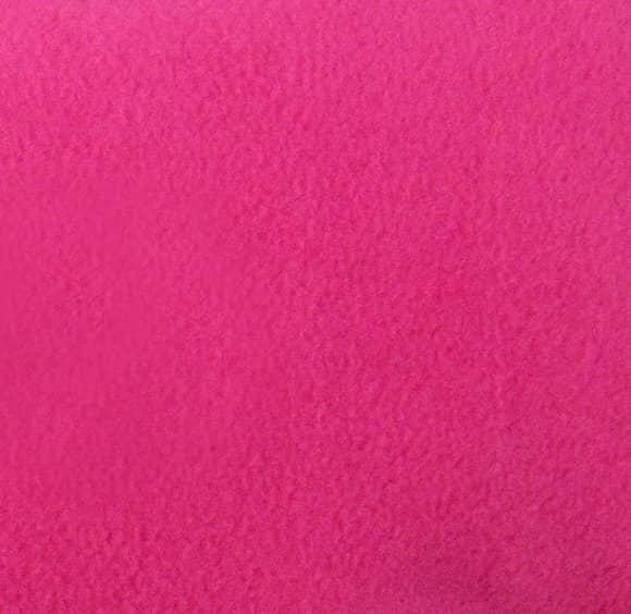Fleece pink
