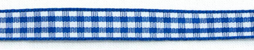Karoband blau