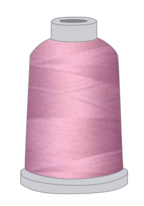 Stickgarn rosa