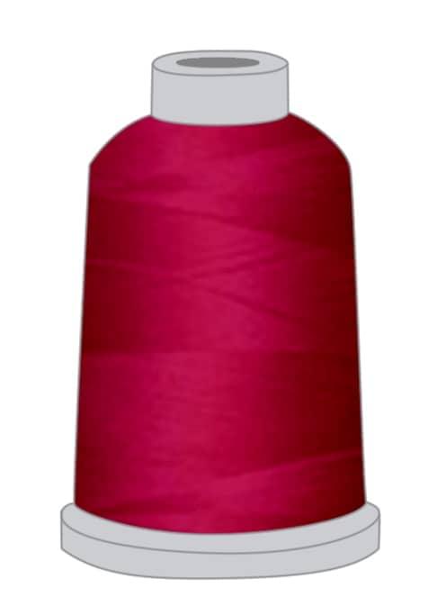 Stickgarn pink