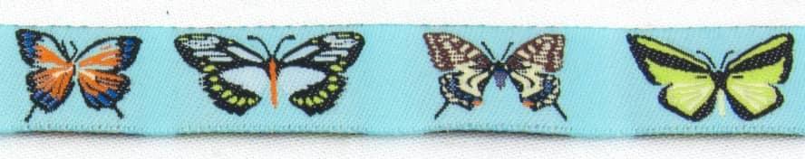 Borte Schmetterlinge verschiedene