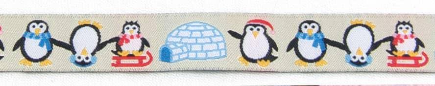 Borte Pinguine