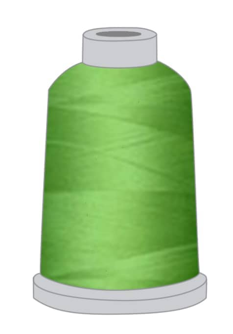 Stickgarn hellgrün