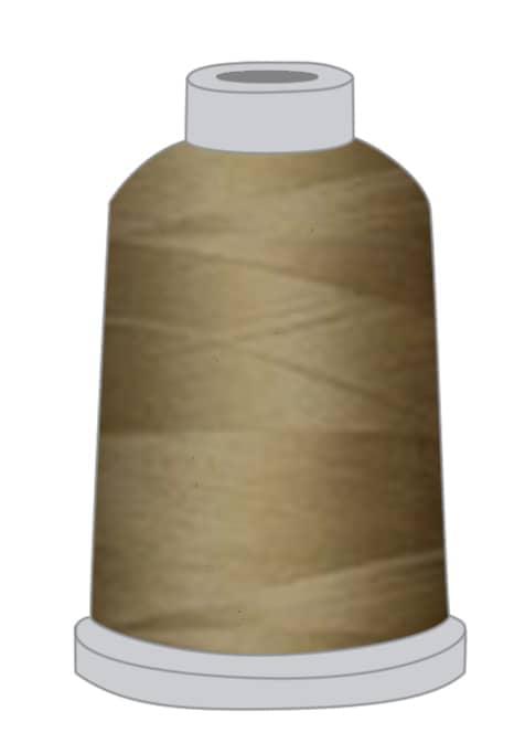 Stickgarn beige