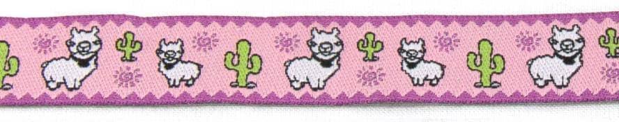 Borte Lama rosa