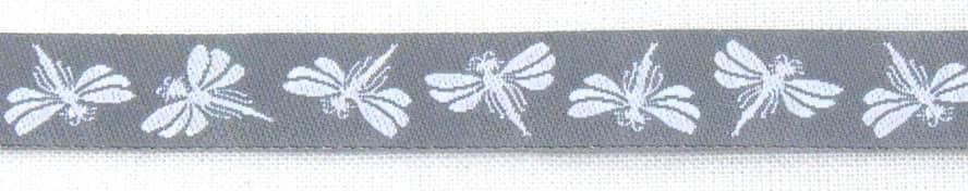 Borte Libelle grau