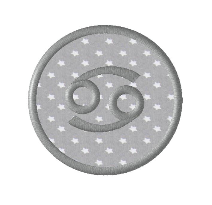 Krebs Sternzeichen Kreis