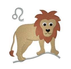 Löwe Boy Sternzeichen