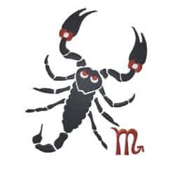 Skorpion Girl Sternzeichen