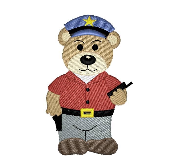 Polizeibär