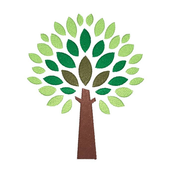 Baum Sommer
