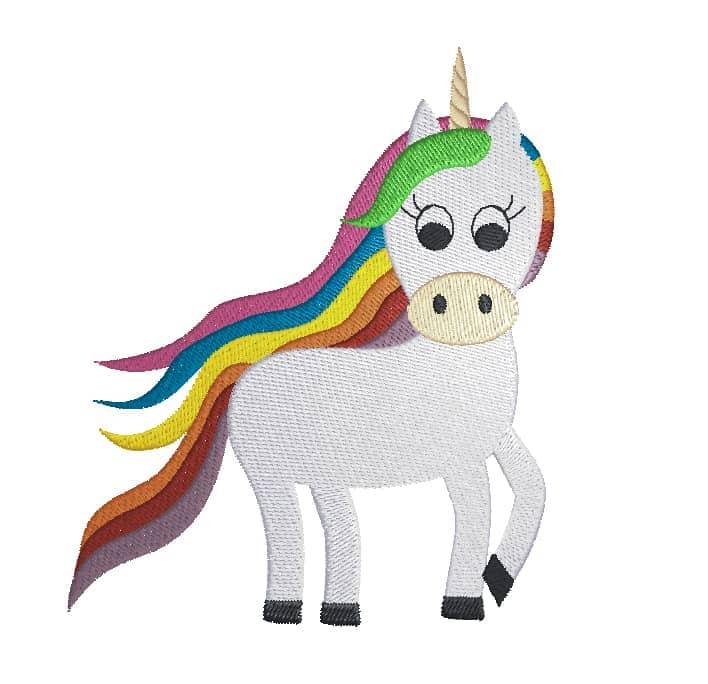 Einhorn Rainbow
