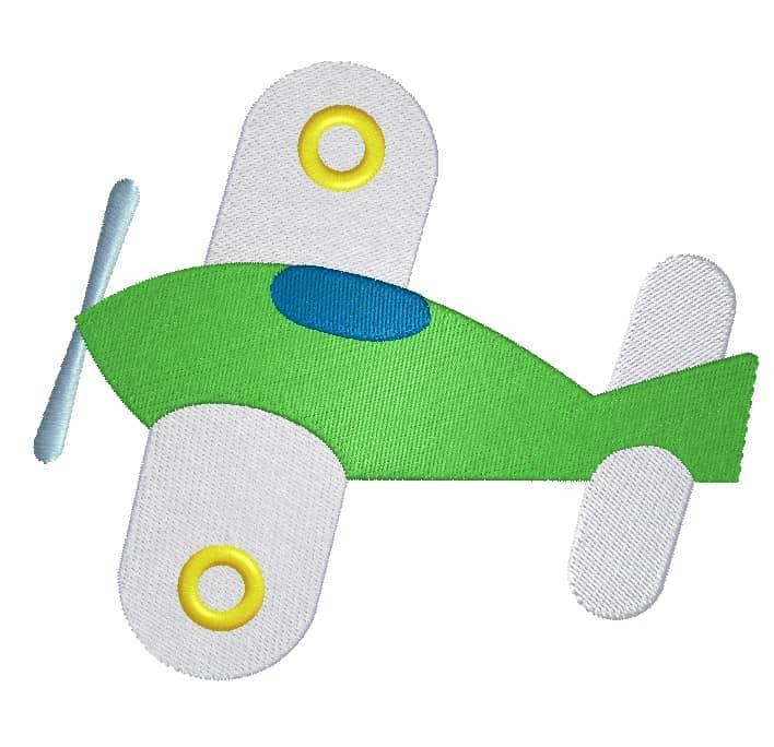 Flugzeug Kiga