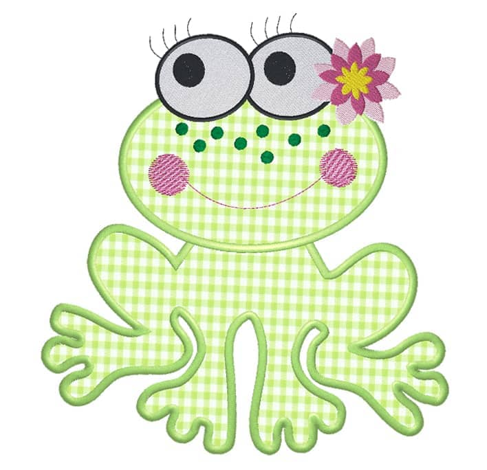 Frosch Fräulein