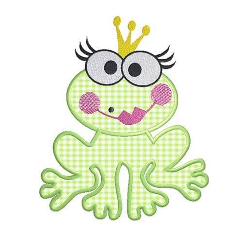 Froschkönigin