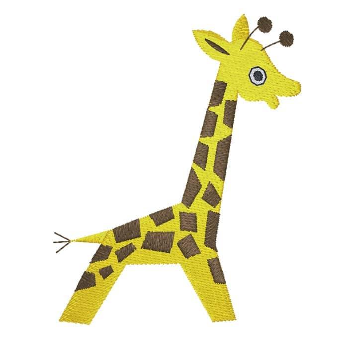 Giraffe Kiga