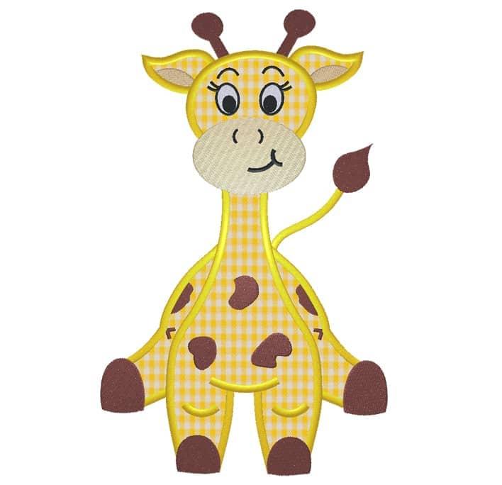 Giraffe Katschi