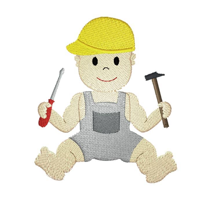 Babyboy Heimwerker