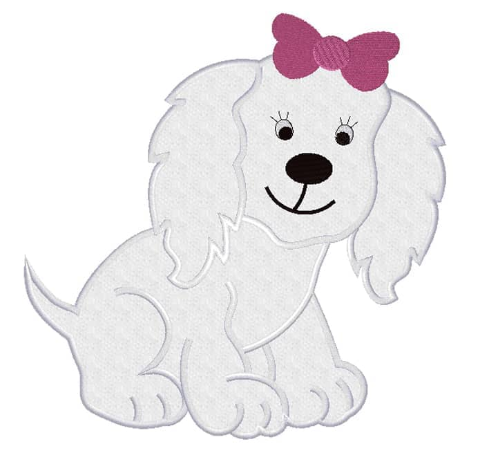 Hund Cleo