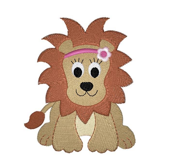 Löwen Girl
