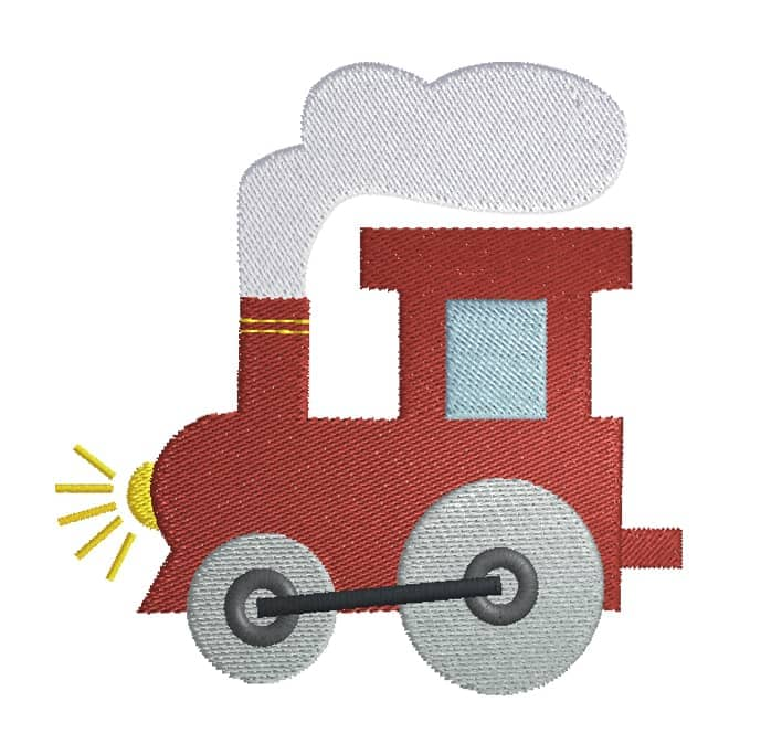 Lokomotive rot
