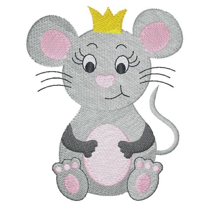 Maus Prinzessin
