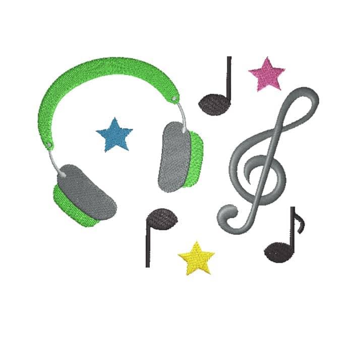 Kopfhörer Musik