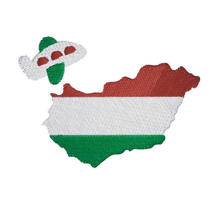 Arround Ungarn