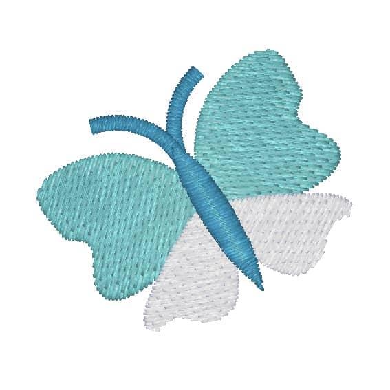 Schmetterling Ziersticki klein