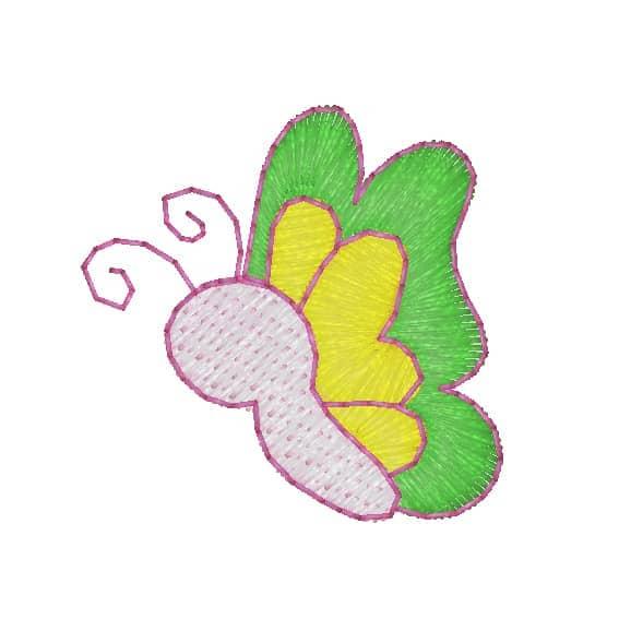 Schmetterling Ziersticki Märchen