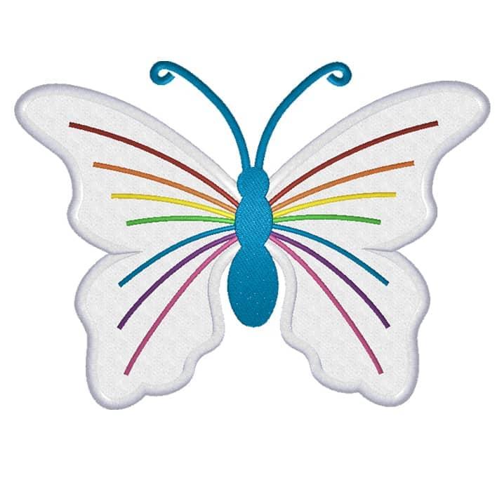 Schmetterling Appli 5