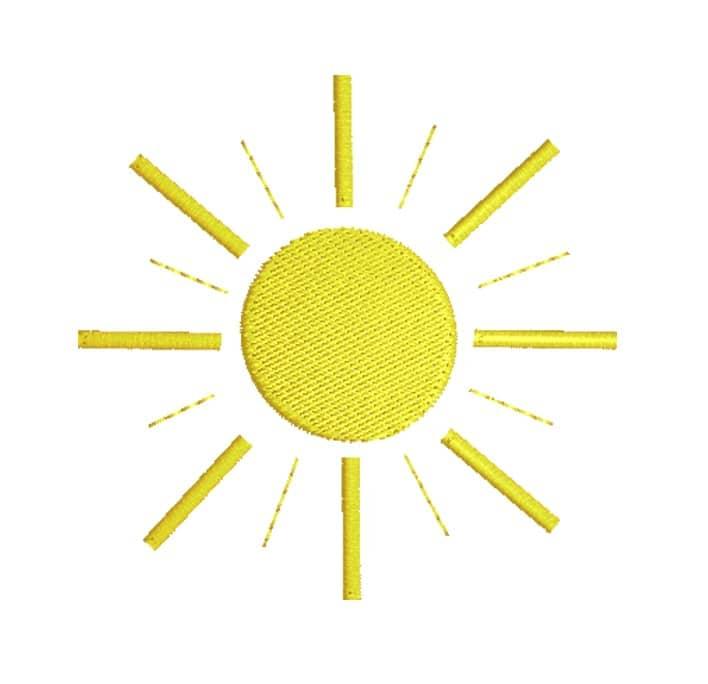 Sonne Strahlen