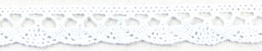 Spitze weiß