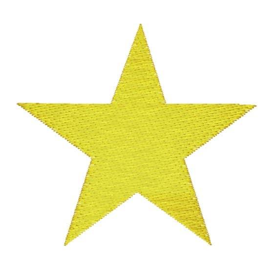 Sterne regelmäßig