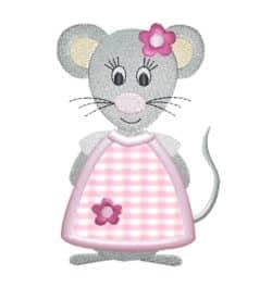 Maus mit Masche TA