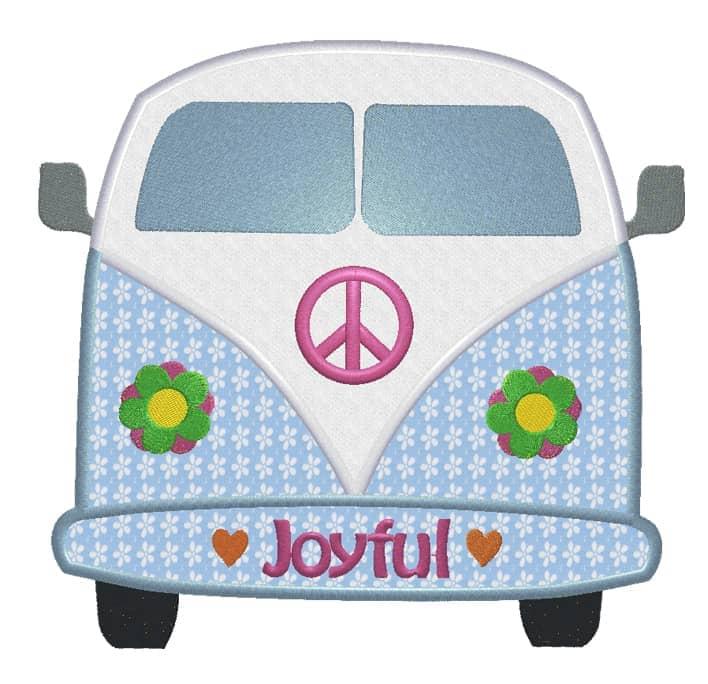 Hippibus VW