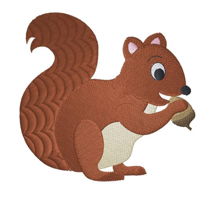 Waldeichhörnchen