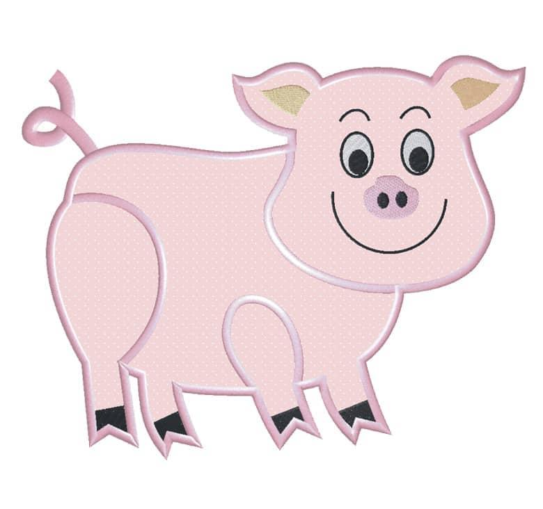 Schwein Appli