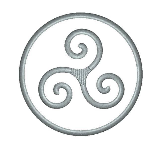 Triskele Spiral
