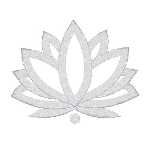 Lotus weiß
